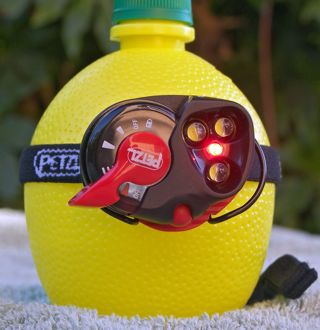 Petzl e-Lite Headlamp REVIEW - 1