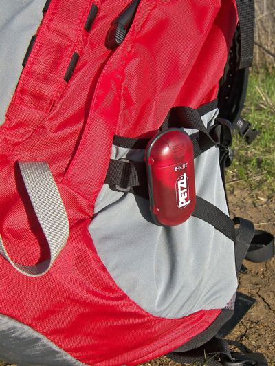 Petzl e-Lite Headlamp REVIEW - 4