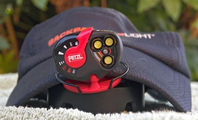 Petzl e-Lite Headlamp REVIEW - 6