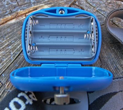 Princeton Tec Quad LED Headlamp REVIEW - 4
