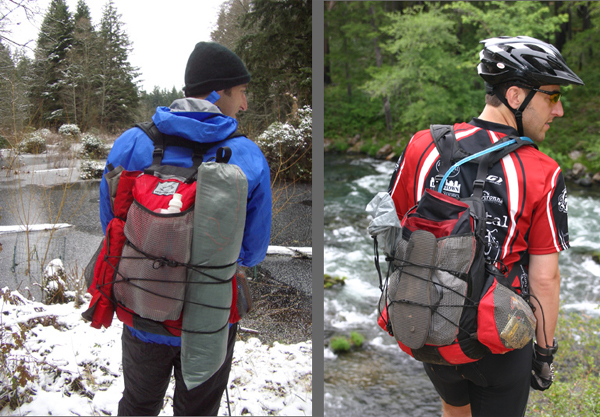 Wingnut Adventure 2006 Backpack REVIEW - 1