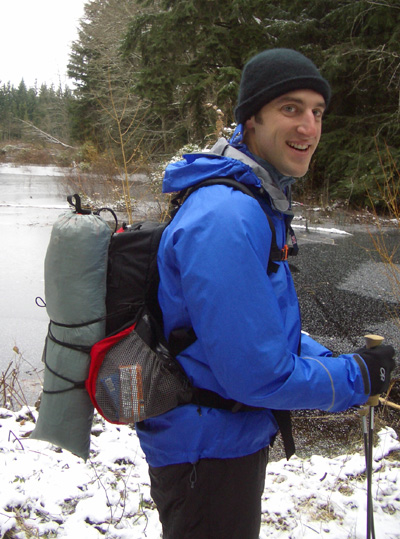 Wingnut Adventure 2006 Backpack REVIEW - 2