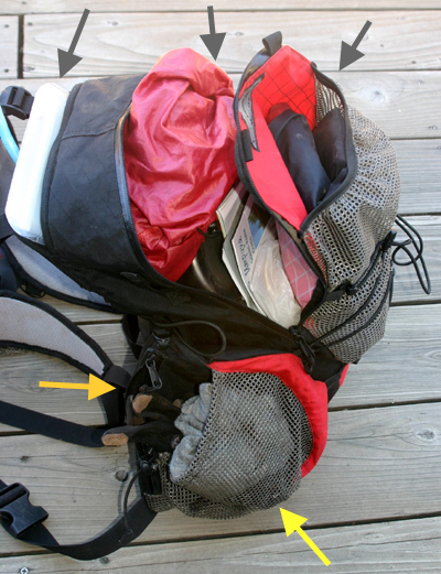 Wingnut Adventure 2006 Backpack REVIEW - 3