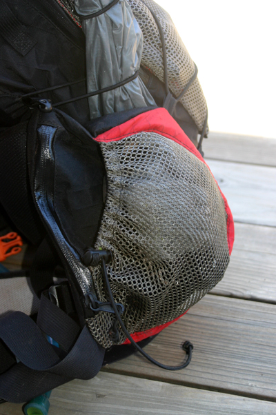 Wingnut Adventure 2006 Backpack REVIEW - 5