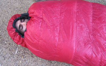 Western Mountaineering Summerlite Sleeping Bag REVIEW - 2