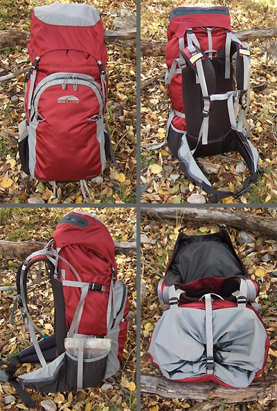 GoLite Quest Backpack REVIEW - 2
