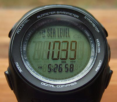 Origo Rendezvous Peak Multi-Function Watch REVIEW - 2