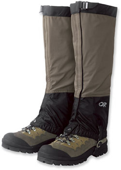Outdoor Research Cascadia Gaiter  SPOTLITE REVIEW - 1