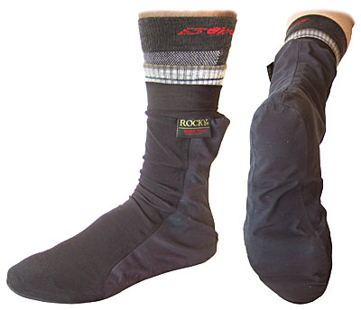 Rocky Gore-Tex Sock SPOTLITE REVIEW - 2