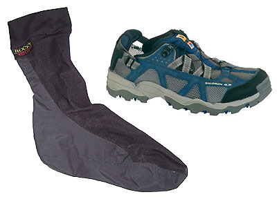 Lightweight Footwear Systems for Snow Travel - 6
