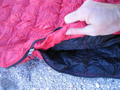 Marmot Atom Sleeping Bag REVIEW - 4