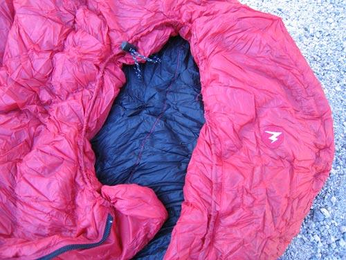 Marmot Atom Sleeping Bag Review 3