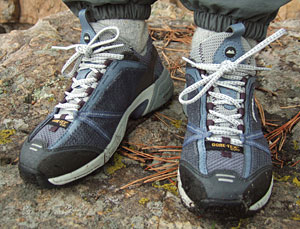 Montrail Hurricane Ridge XCR Shoe SPOTLITE REVIEW - 1