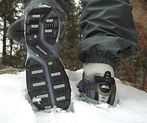 Montrail Hurricane Ridge XCR Shoe SPOTLITE REVIEW - 2