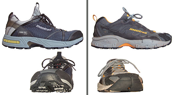Montrail Hurricane Ridge XCR Shoe SPOTLITE REVIEW - 3