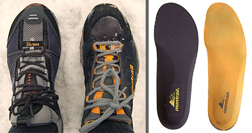 Montrail Hurricane Ridge XCR Shoe SPOTLITE REVIEW - 4