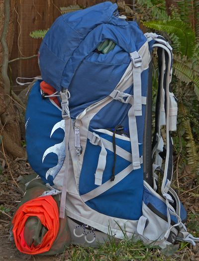 Osprey Talon 44 Backpack REVIEW - 8