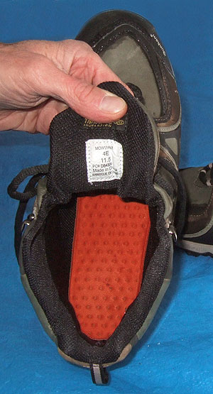Polar Wrap Toasty Feet Insole SPOTLITE REVIEW - 5
