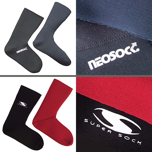 Seirus NeoSock SuperSock and StormSock  SPOTLITE REVIEW - 2