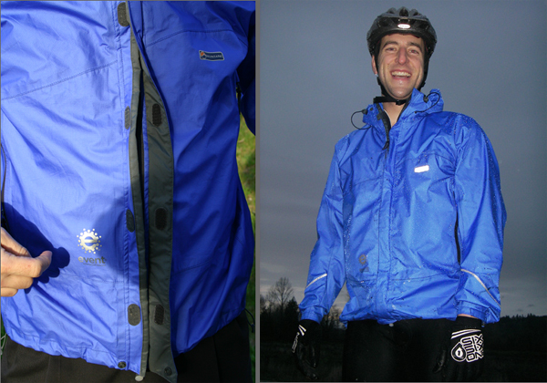 2006 Montane eVENT Quick-Fire Jacket REVIEW  - 4