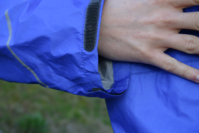 2006 Montane eVENT Quick-Fire Jacket REVIEW  - 5