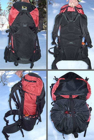 Mountainsmith PCT 45 Backpack REVIEW - 2