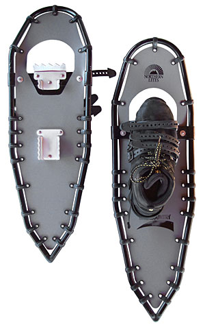 Northern Lites Backcountry Snowshoe REVIEW - 2