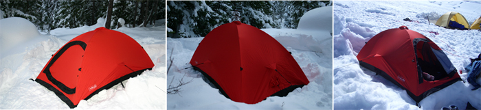 2007 Rab Summit Extreme Tent REVIEW - 1