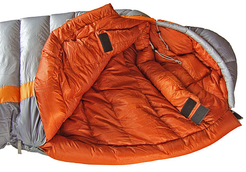 Sierra Designs Flash Sleeping Bag  REVIEW - 2