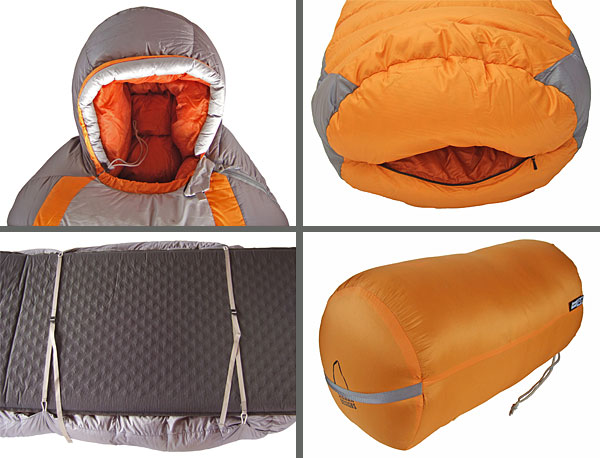 Sierra Designs Flash Sleeping Bag  REVIEW - 3
