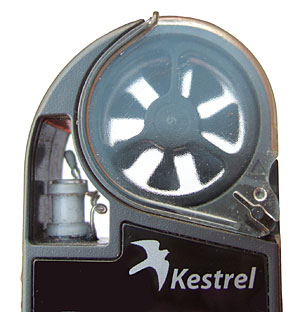 Kestrel 4000 Pocket Weather Tracker REVIEW - 4