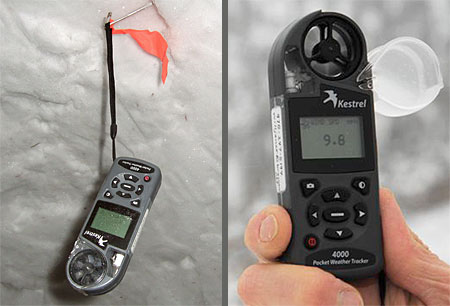 Kestrel 4000 Pocket Weather Tracker REVIEW - 7