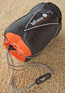 Lafuma Pro 650 Down Sleeping Bag REVIEW - 4