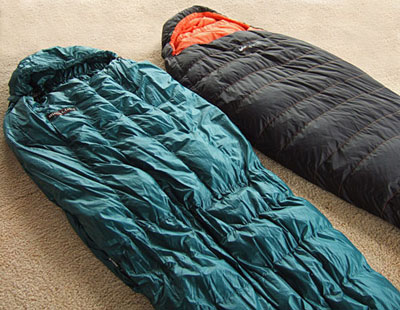 Lafuma Pro 650 Down Sleeping Bag REVIEW - 6