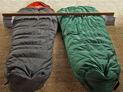 Lafuma Pro 650 Down Sleeping Bag REVIEW - 7