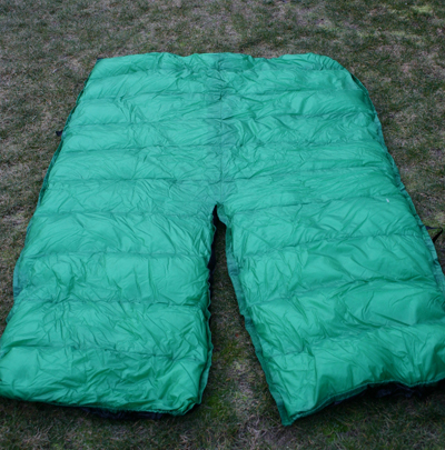2007 Jacks 'R' Better Nest Down Under Quilt REVIEW - Backpacking Light : jacks are better quilts - Adamdwight.com