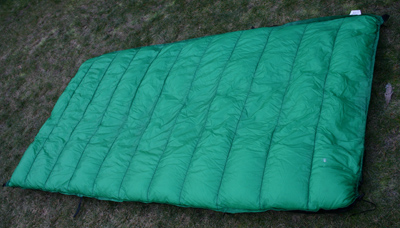 2007 Jacks 'R' Better Old Rag Mtn Down Quilt REVIEW - Backpacking ... : jacks are better quilts - Adamdwight.com