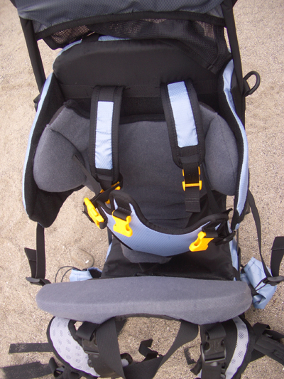 2007 Sherpani Rumba Superlight Child Carrier REVIEW - 2