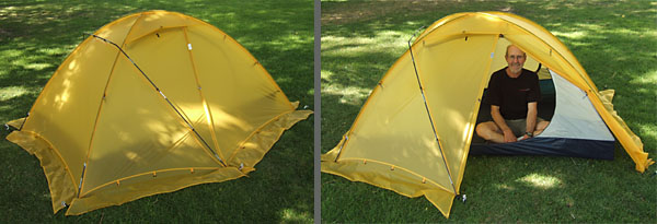 Big Sky Products Introduces Two New Tent Models (Outdoor Retailer Summer Market 2007) - 1
