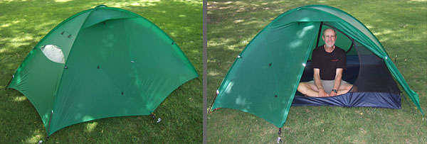 Big Sky Products Introduces Two New Tent Models (Outdoor Retailer Summer Market 2007) - 2