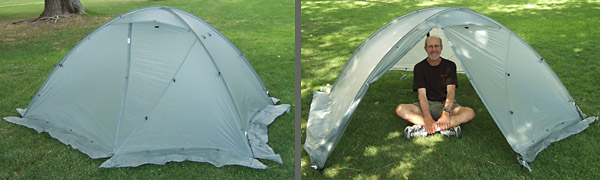 Big Sky Products Introduces Two New Tent Models (Outdoor Retailer Summer Market 2007) - 3