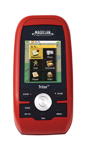 Electronic Mapping Comes of Age for Handheld GPS (Outdoor Retailer Summer Market 2007) - 1