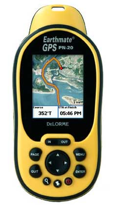 Electronic Mapping Comes of Age for Handheld GPS (Outdoor Retailer Summer Market 2007) - 2