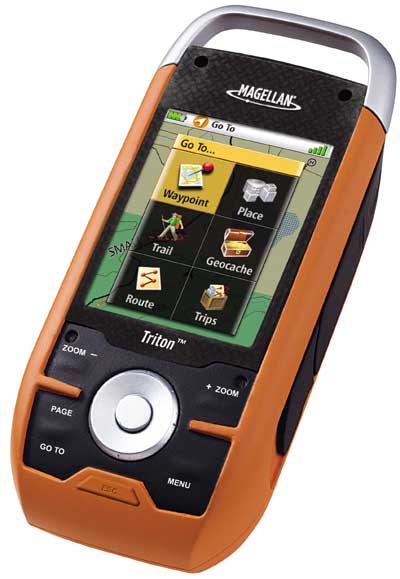 Electronic Mapping Comes of Age for Handheld GPS (Outdoor Retailer Summer Market 2007) - 3