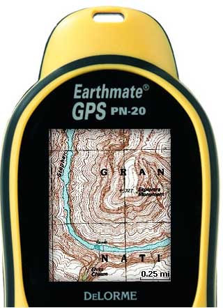 Electronic Mapping Comes of Age for Handheld GPS (Outdoor Retailer Summer Market 2007) - 4