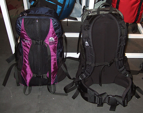 Granite Gear Vapor Day Backpack (Outdoor Retailer Summer Market 2007) - 1