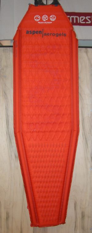 Pacific Outdoor Equipment Expands the use of Aerogel in Sleep Pads (Outdoor Retailer Summer Market 2007) - 2