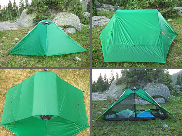 Six Moon Designs Lunar Duo Tent REVIEW - 1
