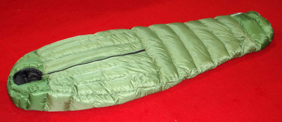 Sleeping Bag Roundup (Outdoor Retailer Summer Market 2007) - 1