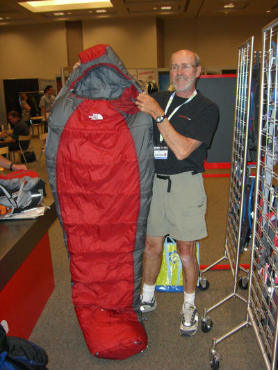 Sleeping Bag Roundup (Outdoor Retailer Summer Market 2007) - 2